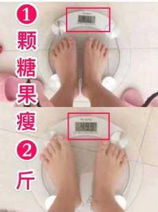 糖果一天瘦3斤产品图片